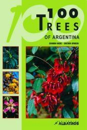 Libro 100 Trees Of Argentina