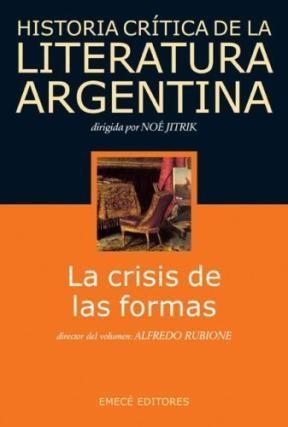 Libro 5. Historia Critica De La Literatura Argentina