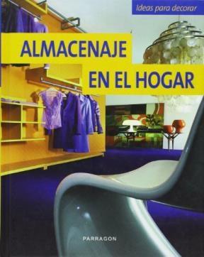 Libro Almacenaje En El Hogar