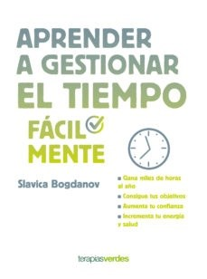 Libro Aprender A Gestionar El Tiempo Facilmente
