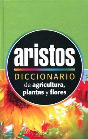 Libro Aristos  Diccionario Agricultura Plantas