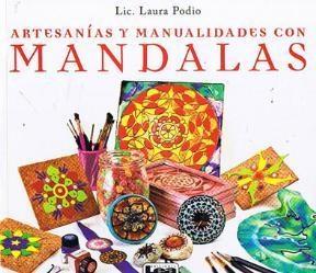 Libro Artesanias Y Manualidades Con Mandalas