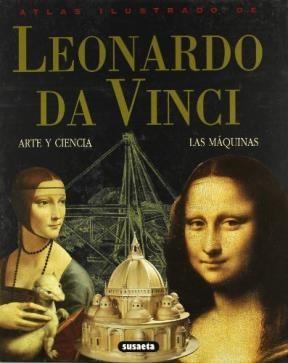 Libro Atlas Ilustrado De Leonardo Da Vinci