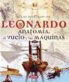 Libro Atlas Ilustrado De Leonardo