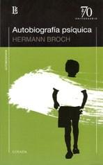 Libro Autobiografia Psiquica