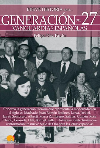 Libro Breve Historia De La Generacion Del 27