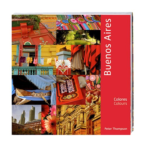 Libro Buenos Aires  Colores
