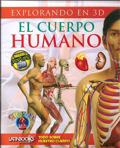 Libro Carrusel - El Cuerpo Humano 3D
