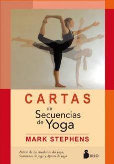 Libro Cartas De Secuencias De Yoga