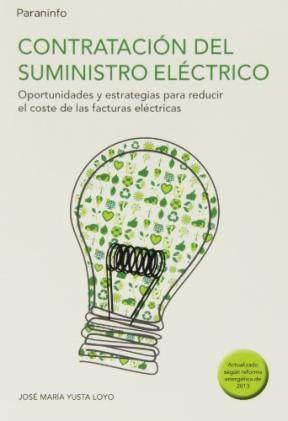 Libro Contratacion Del Suministro Electrico