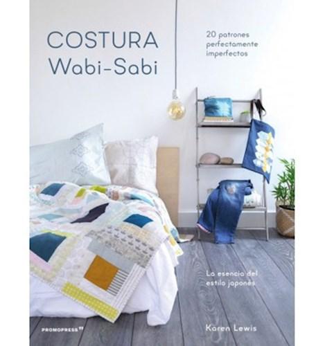 Libro Costura Wabi - Sabi