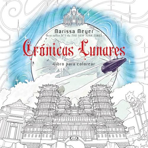 Libro Cronicas Lunares  Libro Para Colorear