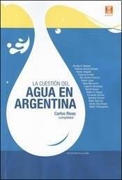 Libro Cuestion Del Agua En La Argentina