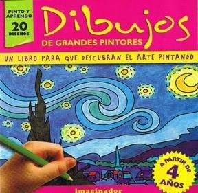 Libro Dibujos De Grandes Pintores