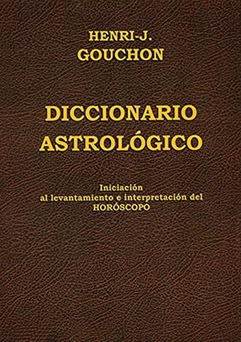 Libro Diccionario Astrologico