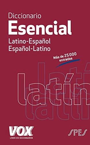 Libro Diccionario Esencial Latino-Espa/Ol / Espa/Ol-Latino