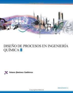 Libro Diseño De Procesos En Ingenieria Quimica