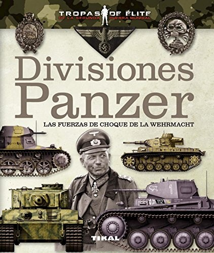 Libro Divisiones Panzer