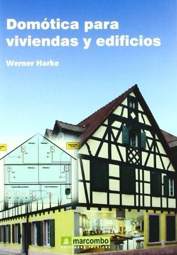 Libro Domotica Para Viviendas Y Edificios