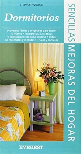 Libro Dormitorios Sencillas Mejoras Del Hogar