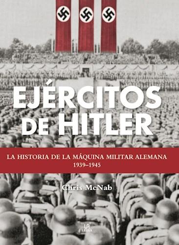 Libro Ejercitos De Hitler