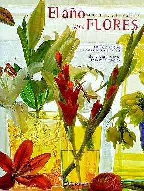 Libro El A/0 En Flores