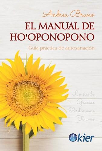 Libro El Manual De Ho'Oponopono