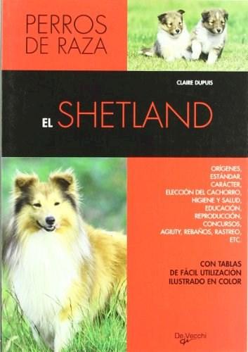 Libro El Shetland/Perros  De Raza