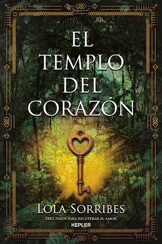 Libro El Templo Del Corazon