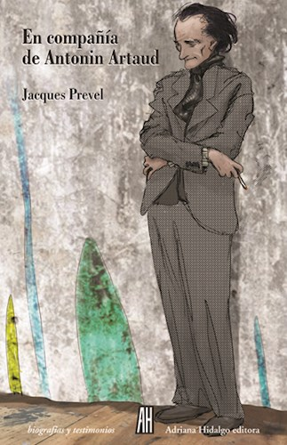 Libro En Compañia De Antonin Artaud
