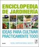 Libro Enciclopedia De Jardin