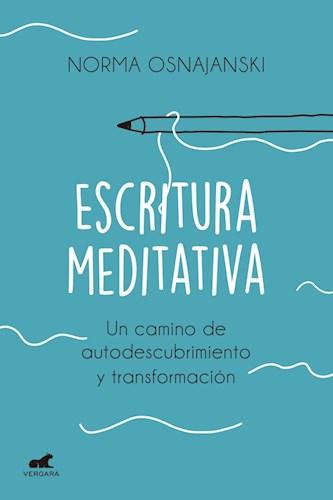 Libro Escritura Meditativa