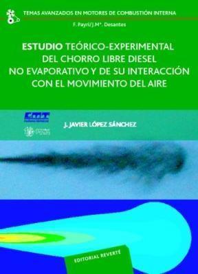 Libro Estudio Teorico-Experimental Del Chorro Libre Diesel No Evaporativo