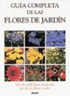 Libro Guia Completa De Las Flores De Jardin
