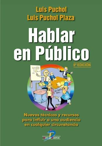 Libro Hablar En Publico