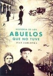 Libro Historia De Los Abuelos Que No Tuve