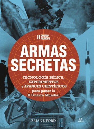 Libro Ii Guerra Mundial Armas Secretas