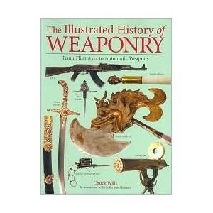 Libro Illustrated History Of Weaponry