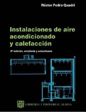 Libro Instalaciones De Aire Acondicionado Y Calefaccion