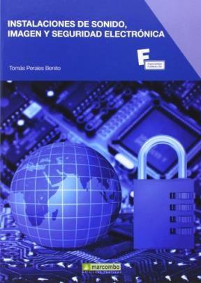 Libro Instalaciones De Sonido Imagen Y Seguridad Electronica