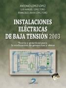 Libro Instalaciones Electricas De Baja Tension 2003