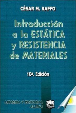 Libro Introduccion A La Estatica Y Resistencia De Materiales