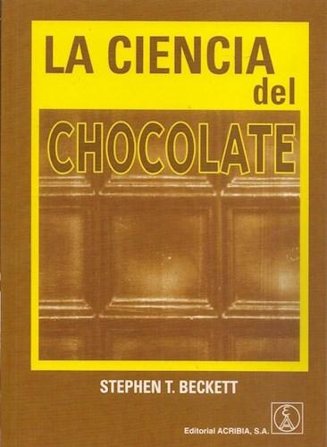 Libro La Ciencia Del Chocolate