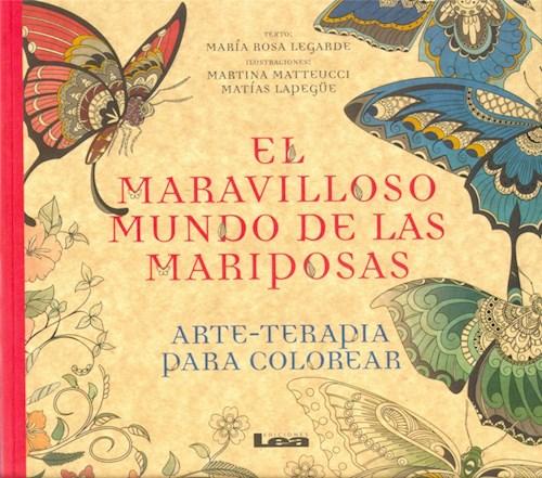 Libro La Maravilloso Mundo De Las Mariposas