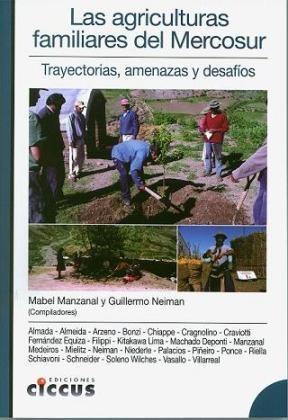 Libro Las Agriculturas Familiares Del Mercosur