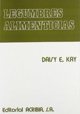 Libro Legumbres Alimenticias