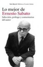 Libro Lo Mejor De Ernesto Sabato