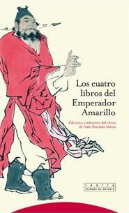 Libro Los Cuatro Libros Del Emperador Amarillo