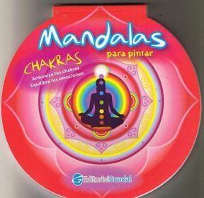 Libro Mandalas Chakras Para Pintar