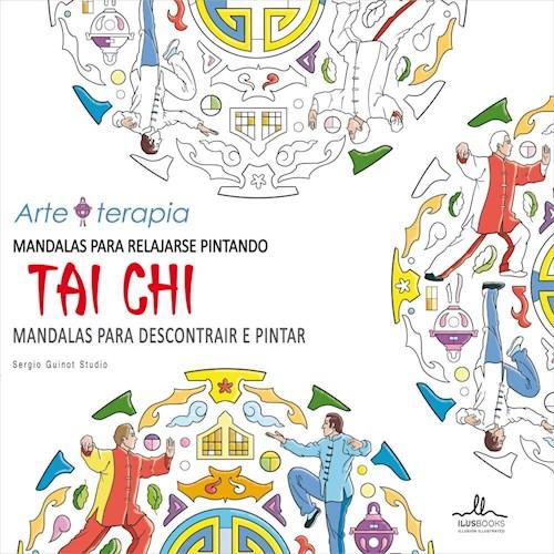 Libro Mandalas Para Relajarse Pintando Tai Chi